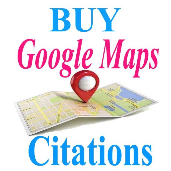 Google Map Citations