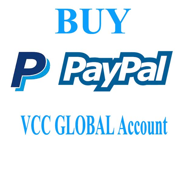 Buy PayPal VCC GLOBAL