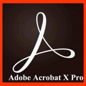 Buy Adobe Acrobat X Pro DC