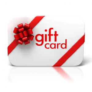 Digital Gift Cards (Email Delivery)